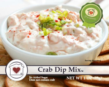 Crab Dip Mix **NEW**