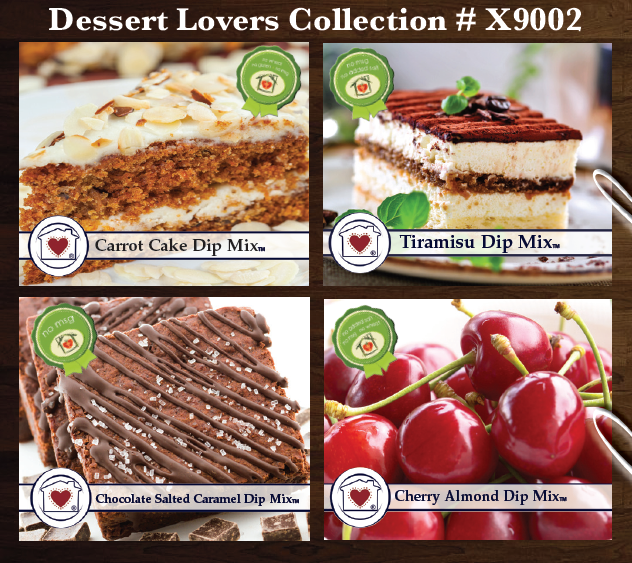 Dessert Lover's Collection