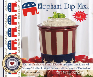 Elephant Dip Mix (Farmhouse Ranch)