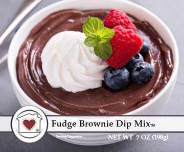 Fudge Brownie Dip Mix **NEW**