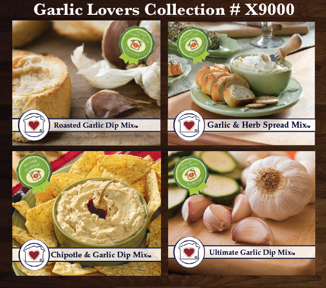 Garlic Lover's Collection