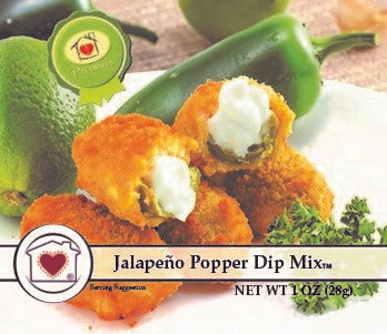 Jalapeno Popper Dip Mix