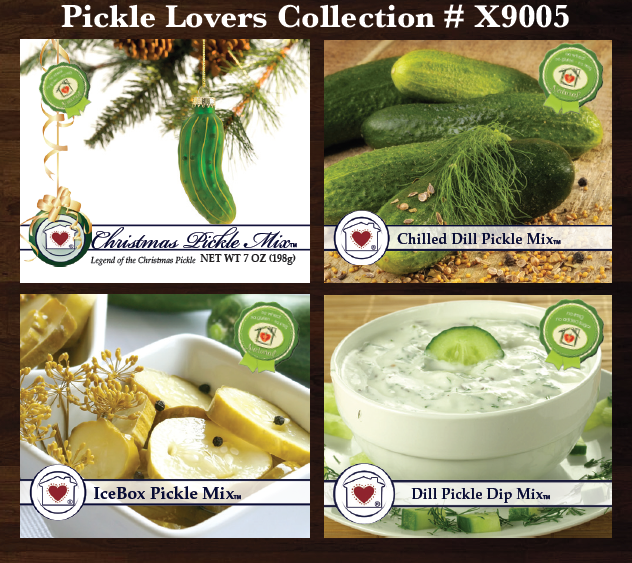 Pickle Lover's Collection