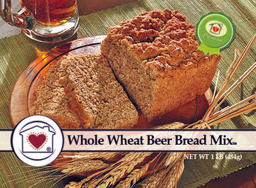 Whole Wheat Beer Bread **NEW**