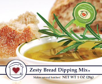 Zesty Bread Dipping Mix