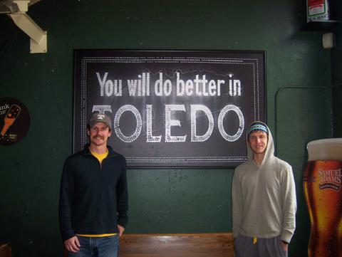 You Will Do Better In Toledo: The History Behind The Sign