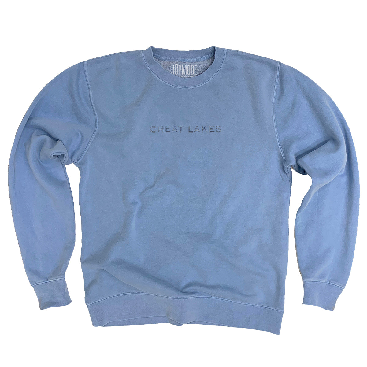 New Release: Great Lakes Embroidered Sweatshirt