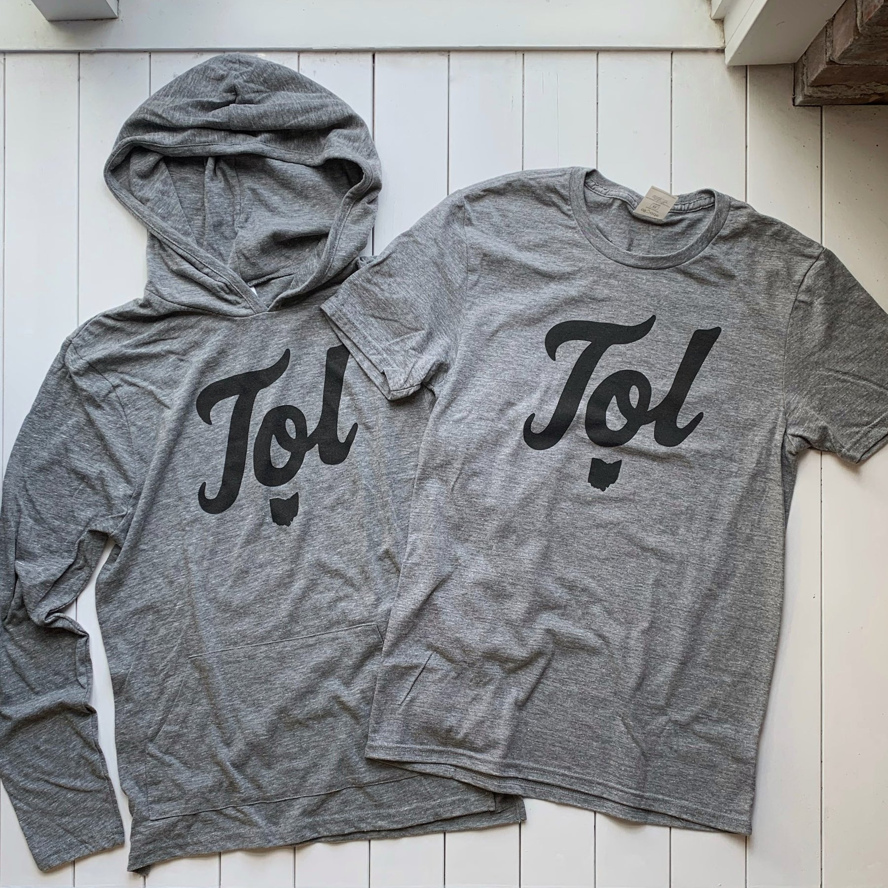 New Release: Tol Script Shirt and Long Sleeve Hoodie