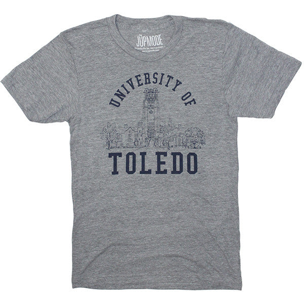 Represent UT with our University Hall Shirt!