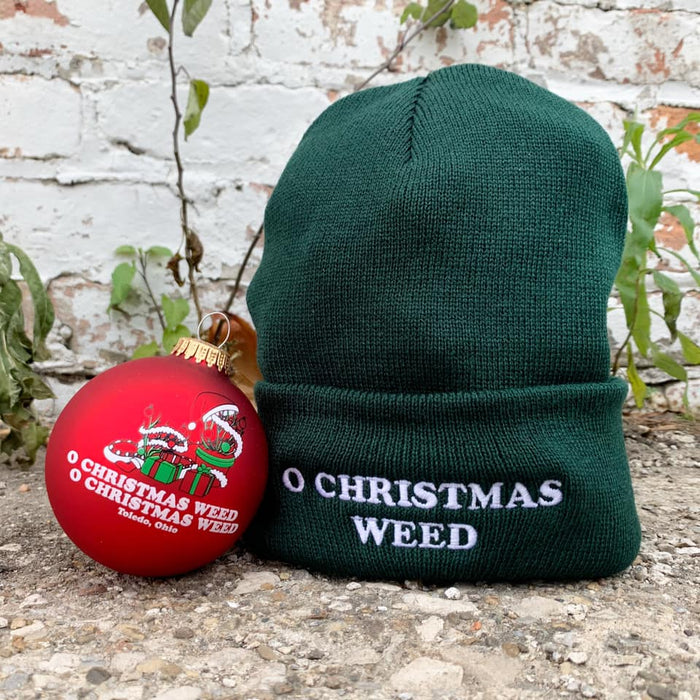 Keep the Toledo Christmas Weed spirit alive!