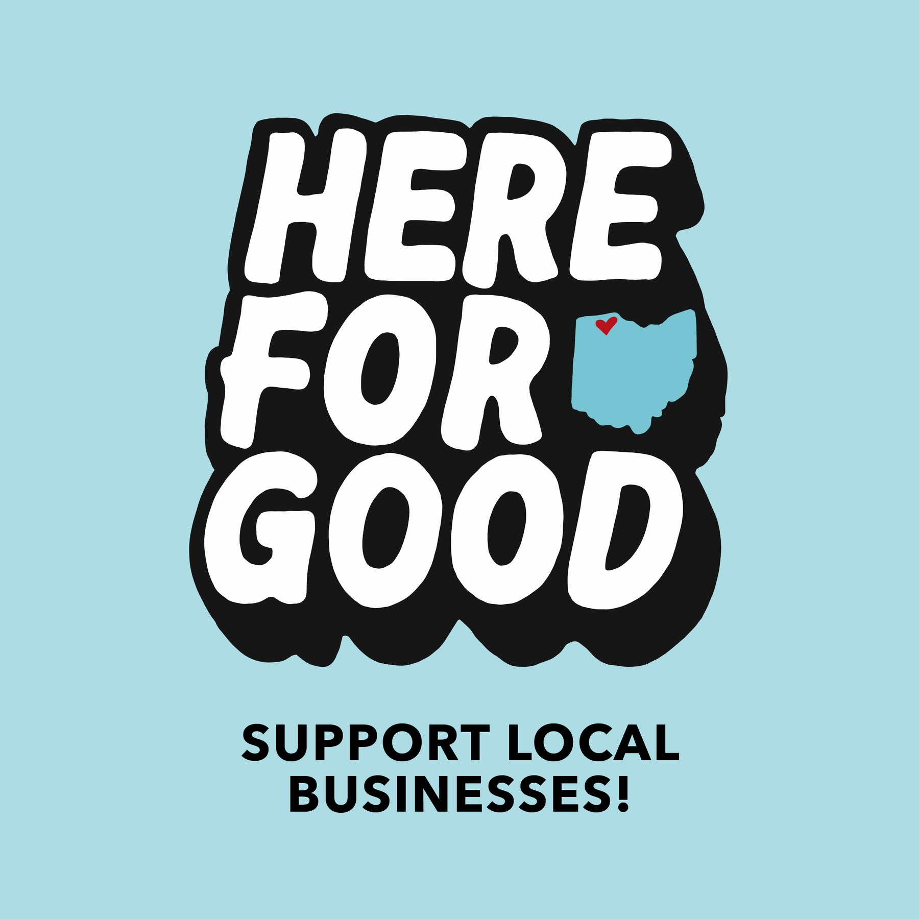 Helping Small Businesses Stay Here For Good