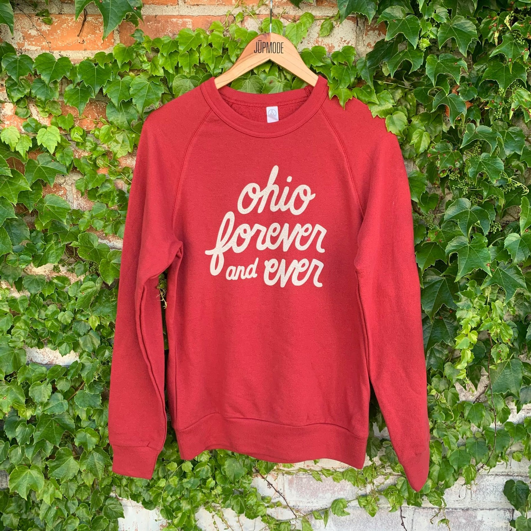 New Release: Ohio Forever and Ever Crew Sweatshirt