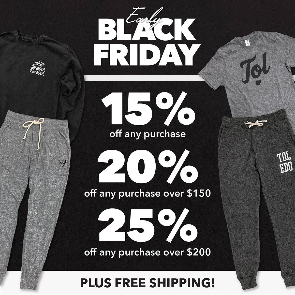 Early Black Friday Sales at Jupmode