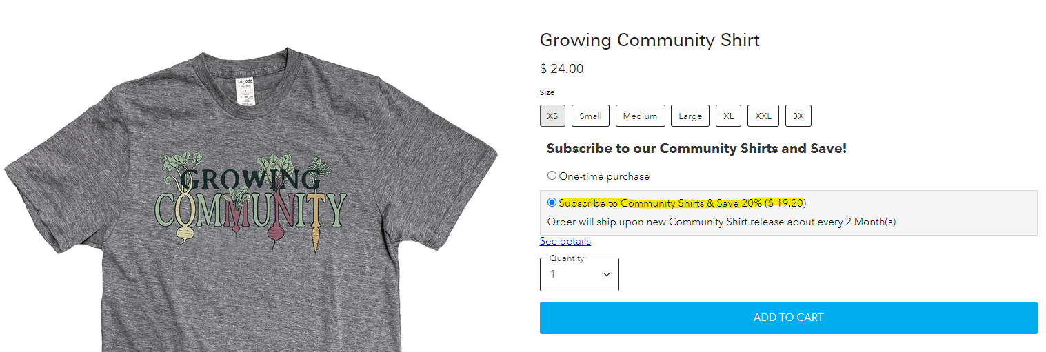 How To Subscribe to Jupmode Community Shirts