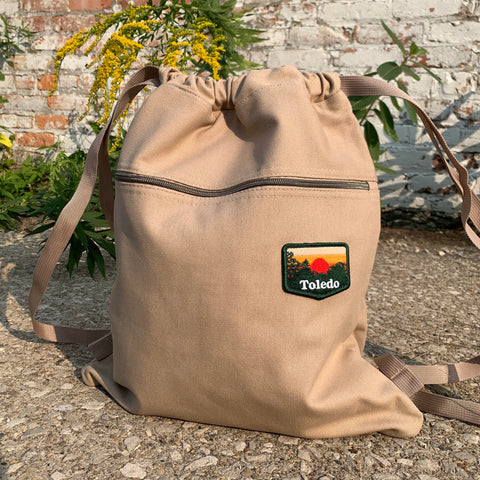 Toledo Patch Backpack