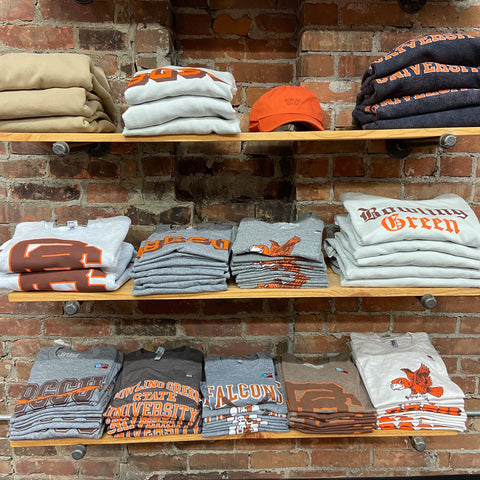 bowling green state university clothing and gifts