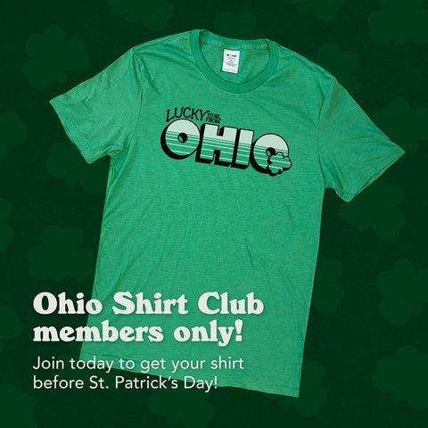 ohio shirt of the month for february
