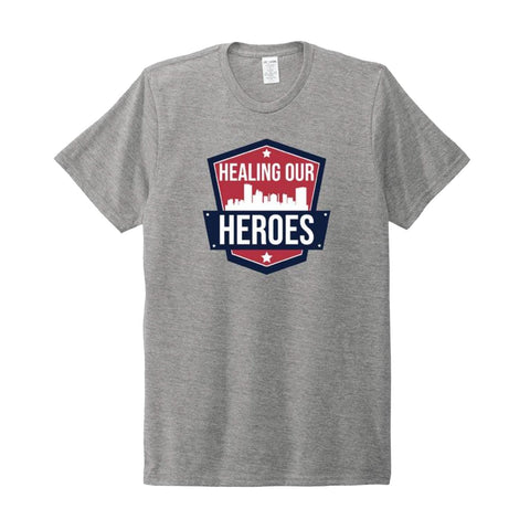 healing our heroes fundraising shirt for toledo police officers