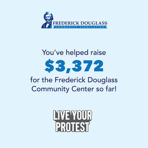 Frederick Douglass Center Fundraiser Update