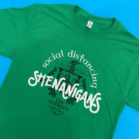 st. patrick's day shirts for the blarney in downtown toledo ohio