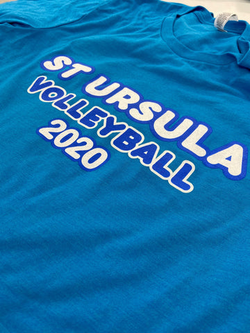 shirt for st ursula volleybal