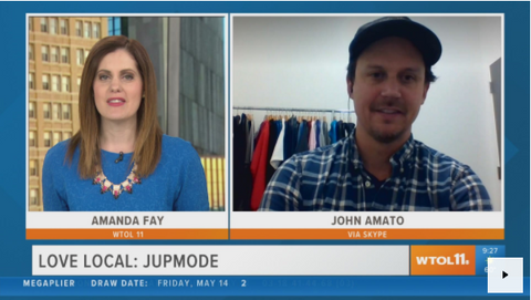 wtol interview with john amato of jupmode