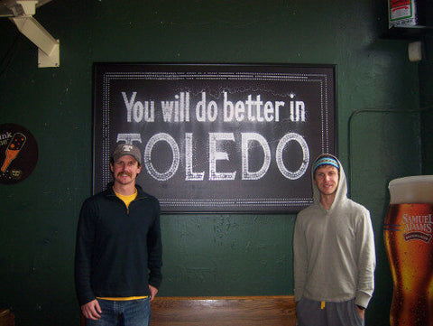 you will do better in toledo sign at wesleys