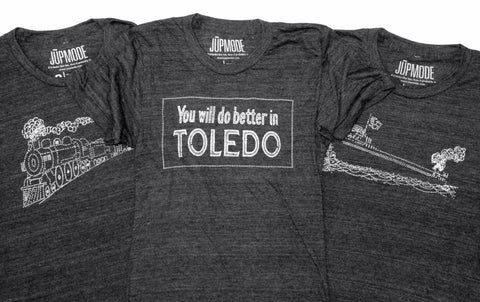 Better in toledo shirts jupmode for You will do better in toledo shirt
