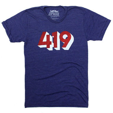 419 Navy Shirt - Jupmode