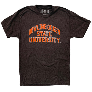 Bowling Green State University Arched Shirt
