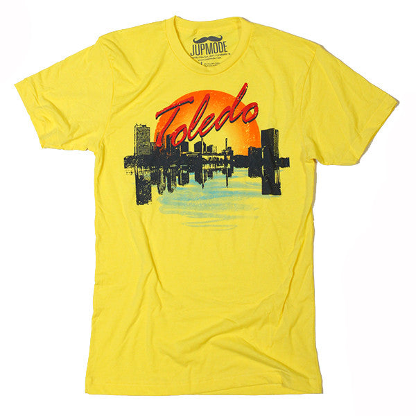 Beautiful Toledo Ohio Shirt - Jupmode
