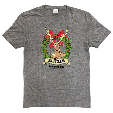 Maumee Bay Brewing Blitzen Holiday Ale Shirt