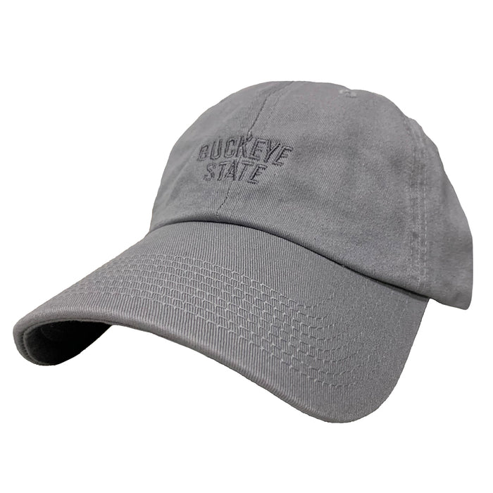 Buckeye State Light Gray Hat