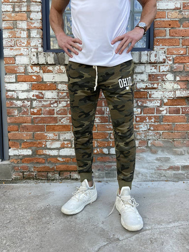 Ohio Camo Sweatpants
