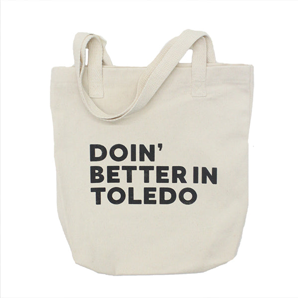 Doin' Better in Toledo Tote Bag - Jupmode