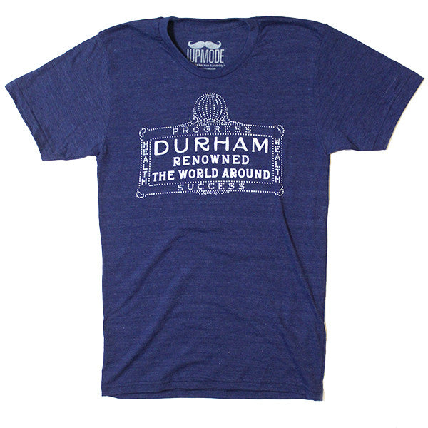 Durham Renowned the World Around Shirt