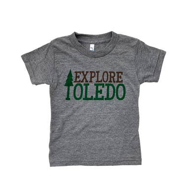 Explore Toledo Youth Shirt