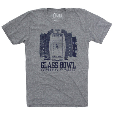University of Toledo Glass Bowl Shirt - Jupmode