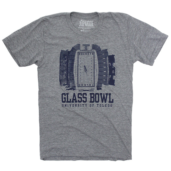 University of Toledo Glass Bowl Shirt