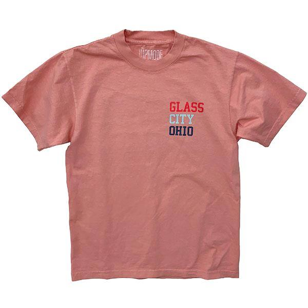 Glass City Ohio Garment Dyed Shirt