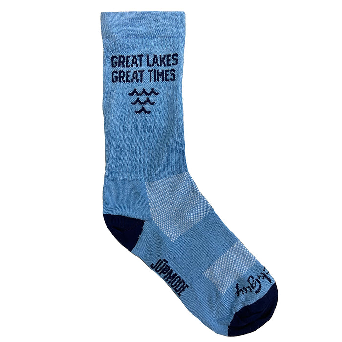 Great Lakes Great Times Socks