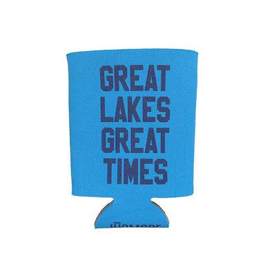 Great Lakes Great Times Koozie - Jupmode