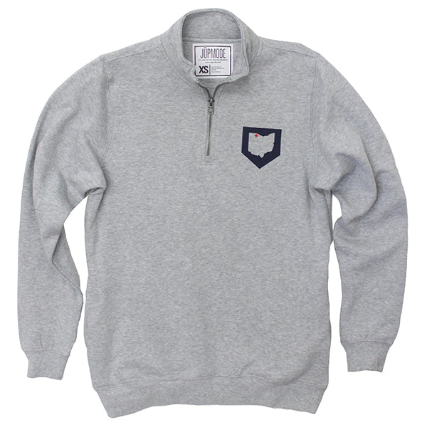 Home Plate Quarter Zip