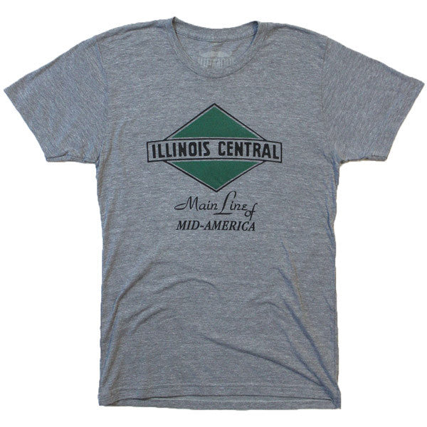 Illinois Central Railroad Shirt