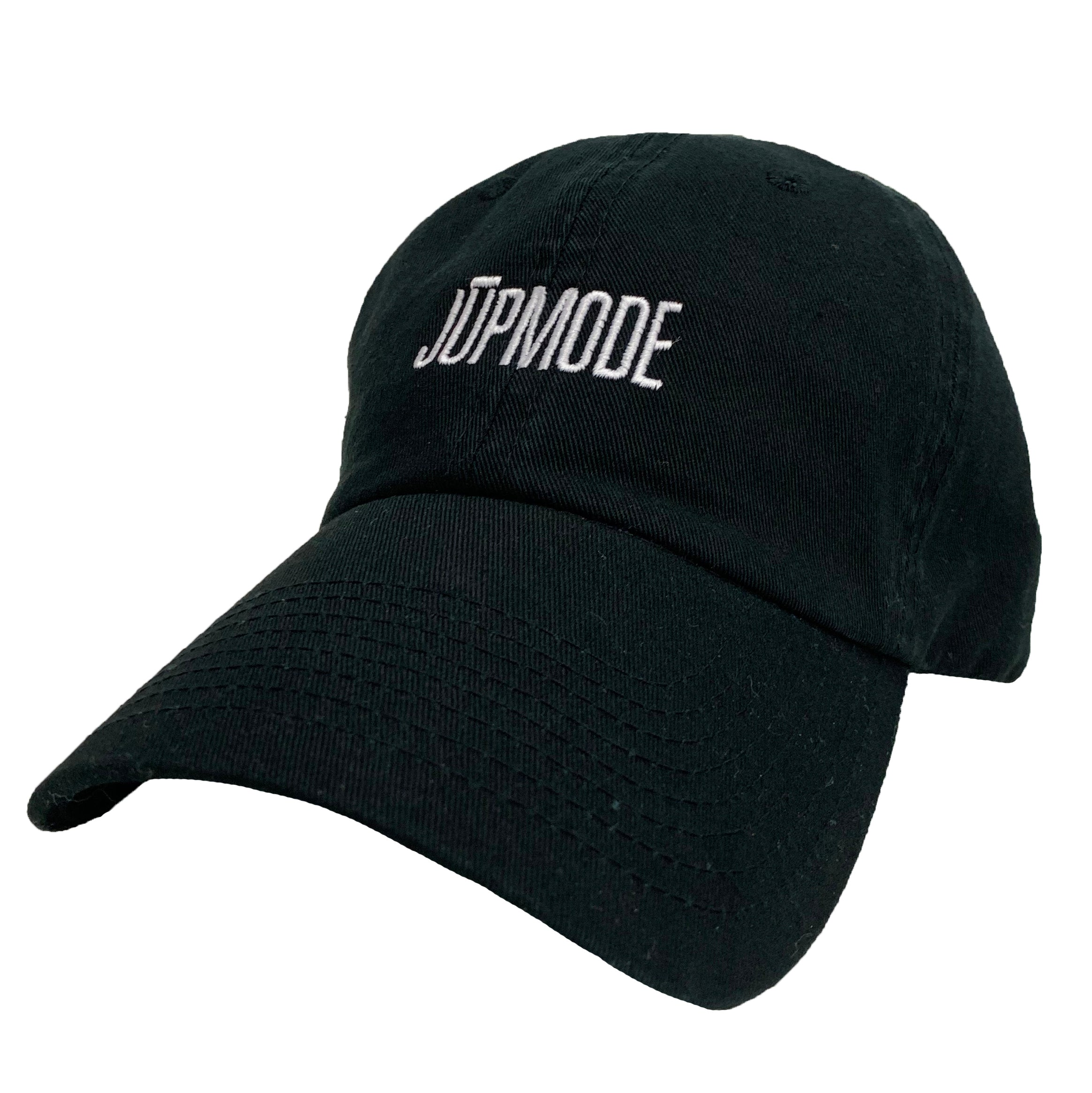 Jupmode Logo Black Hat
