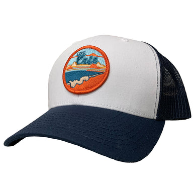 Lake Erie Patch Hat
