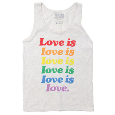 Love is Love Tank Top - Jupmode