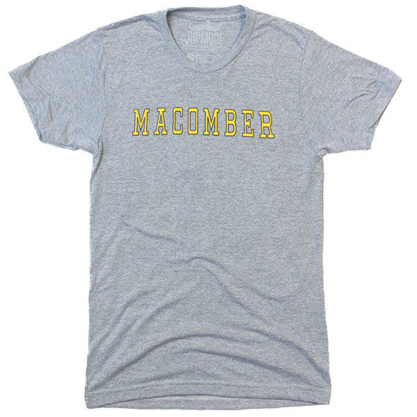 Macomber High School Macmen Shirt