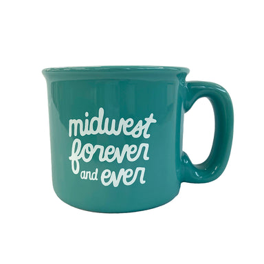 Midwest Forever and Ever Campfire Mug