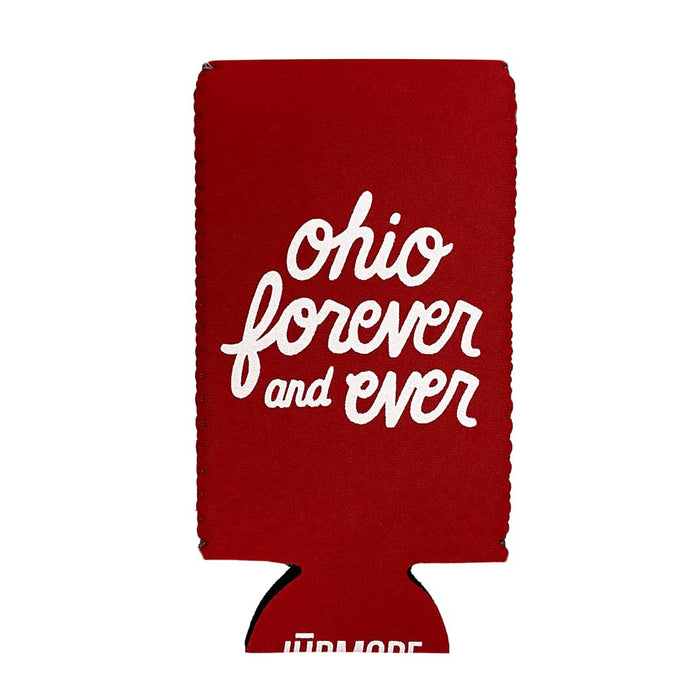 Ohio Forever and Ever Slim Koozie